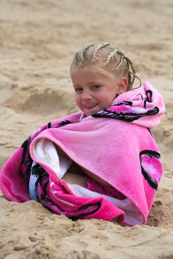 fille de plage peu photos libres de droits