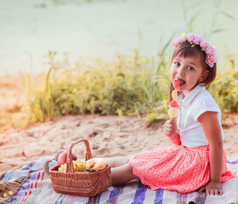 fille de sucrerie peu photographie stock libre de droits