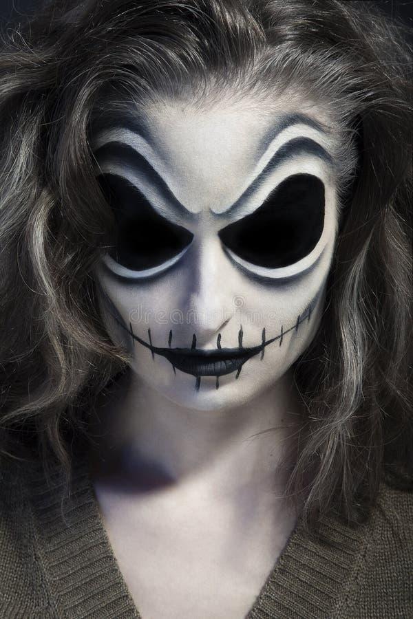 Download Fille de zombi photo stock. Image du mort, fantasmagorique - 45351152