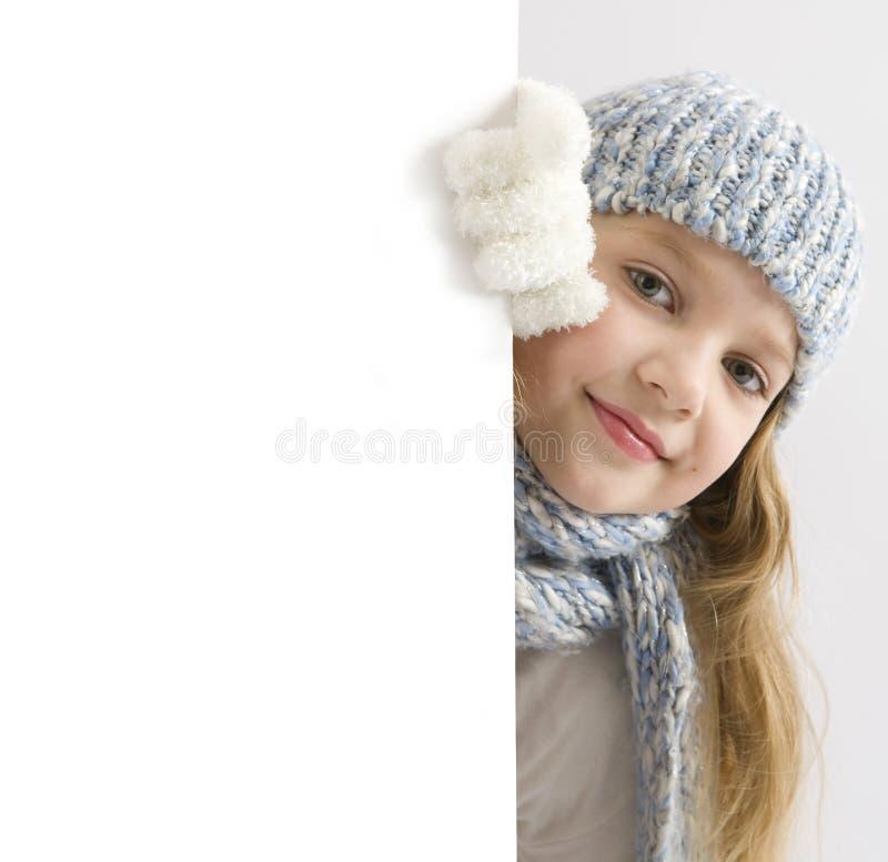 fille heureuse peu photo stock
