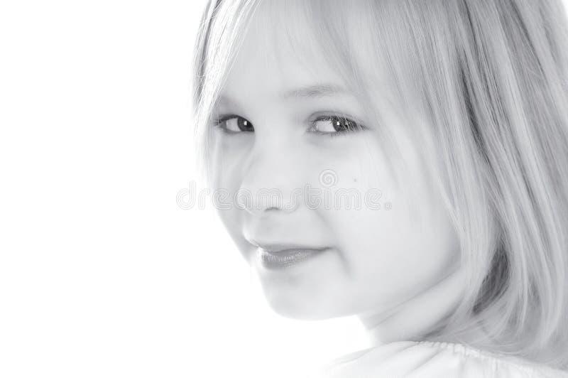 Fille mignonne photos libres de droits