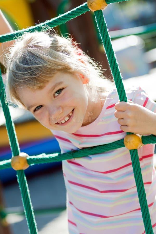 Fille mignonne. photos stock
