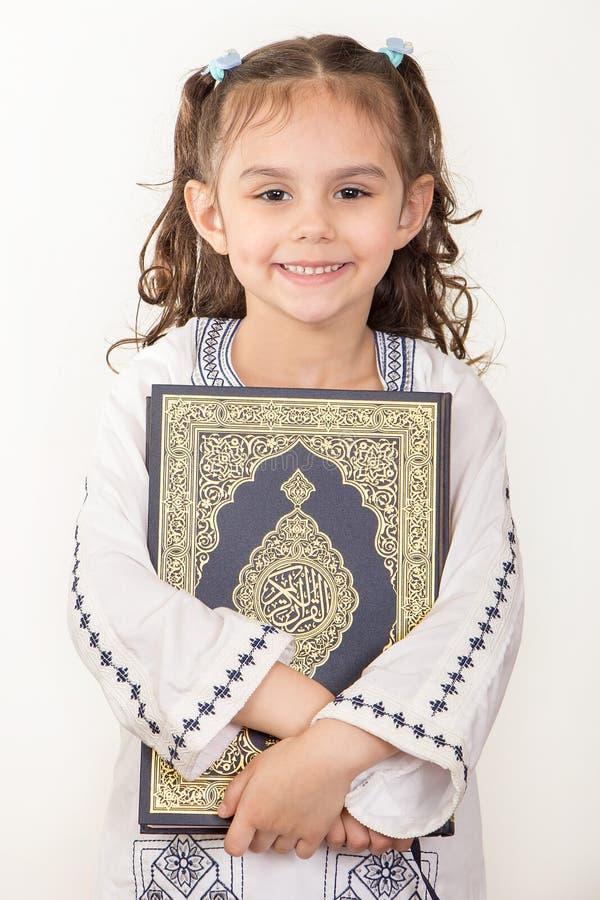 Fille musulmane dans Ramadan photographie stock libre de droits