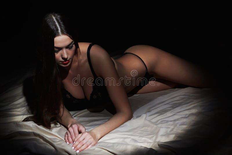 Chaude reife sexy au lit