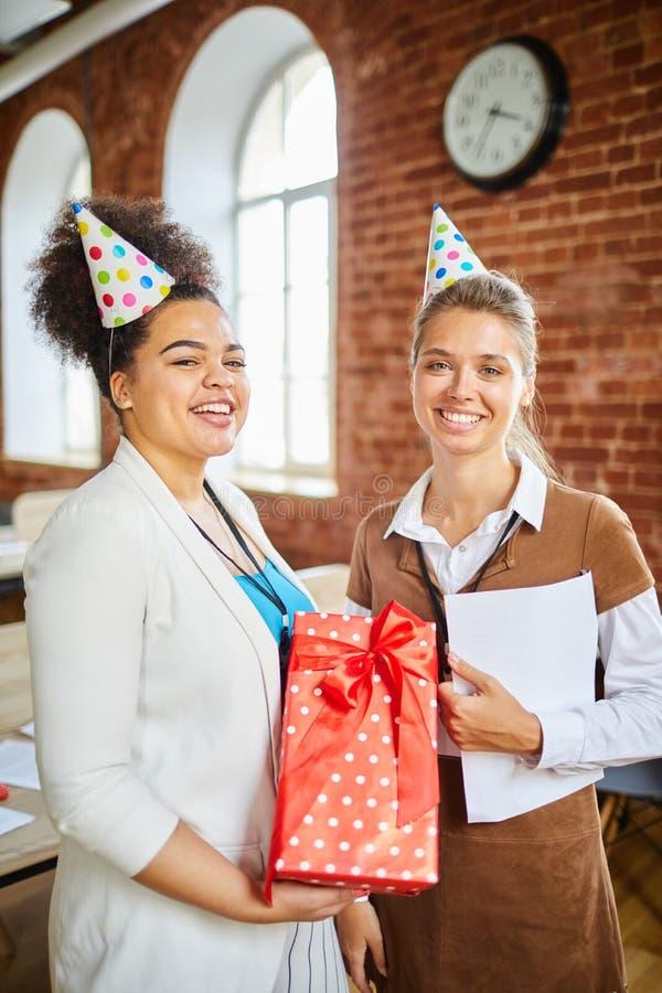 filles d'anniversaire images stock