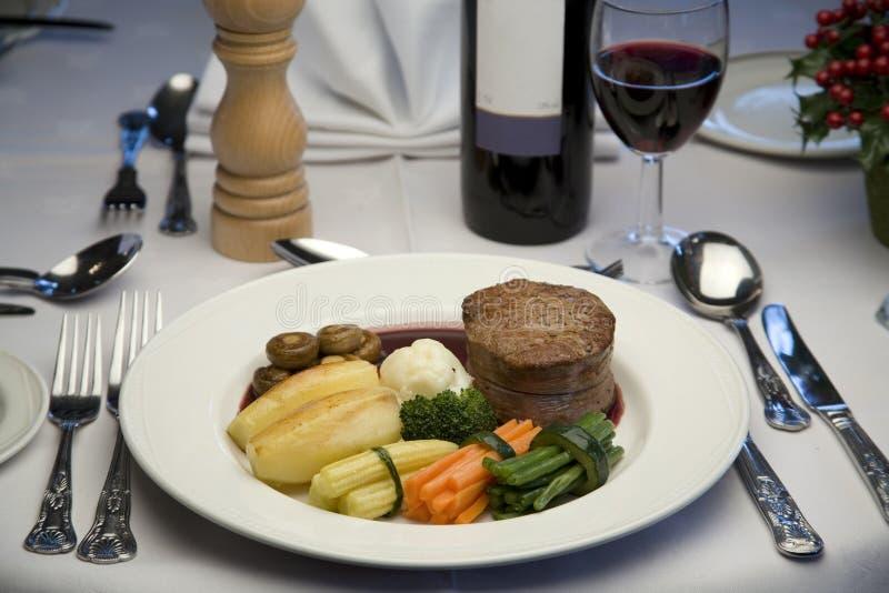 Fillet Steak Stock Photos