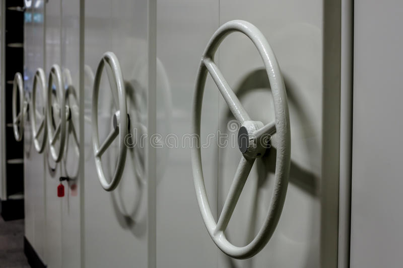 Filling cabinet royalty free stock images