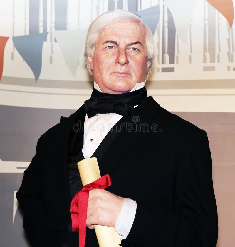 fillmore prezydent Millard zdjęcia stock