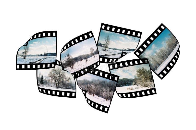Film_4 stockbild