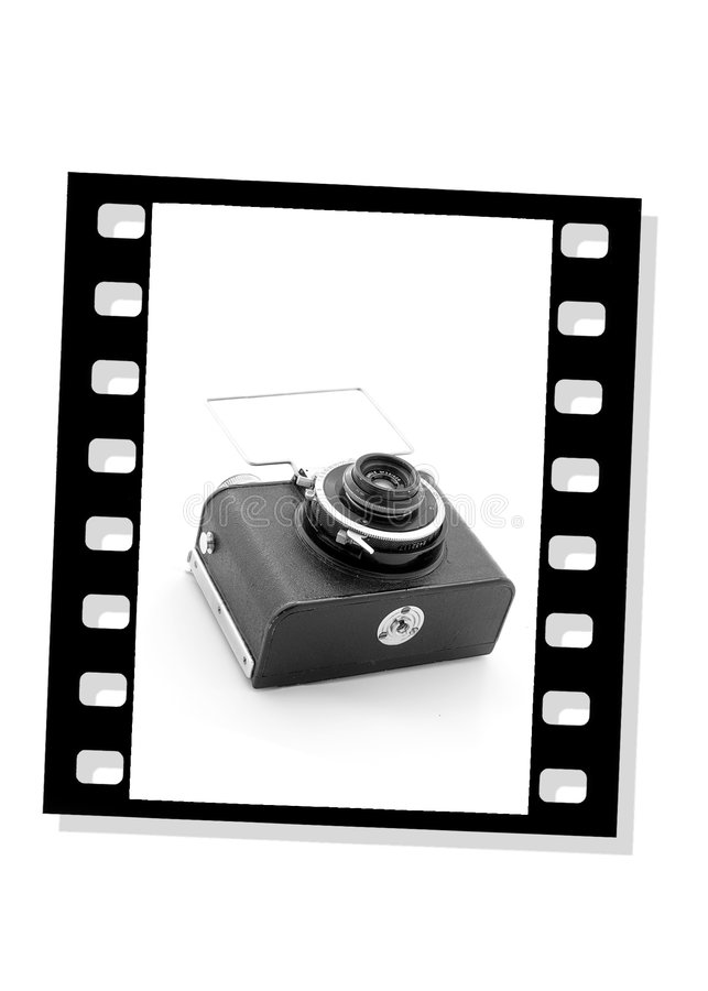 Film photo stock