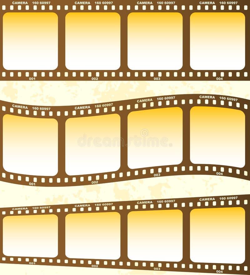 Film vector illustratie