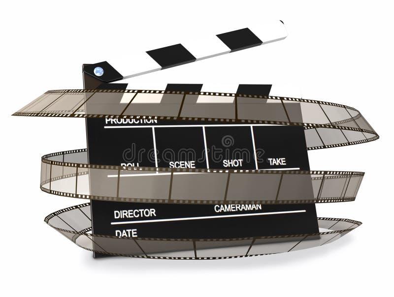 film stock illustratie
