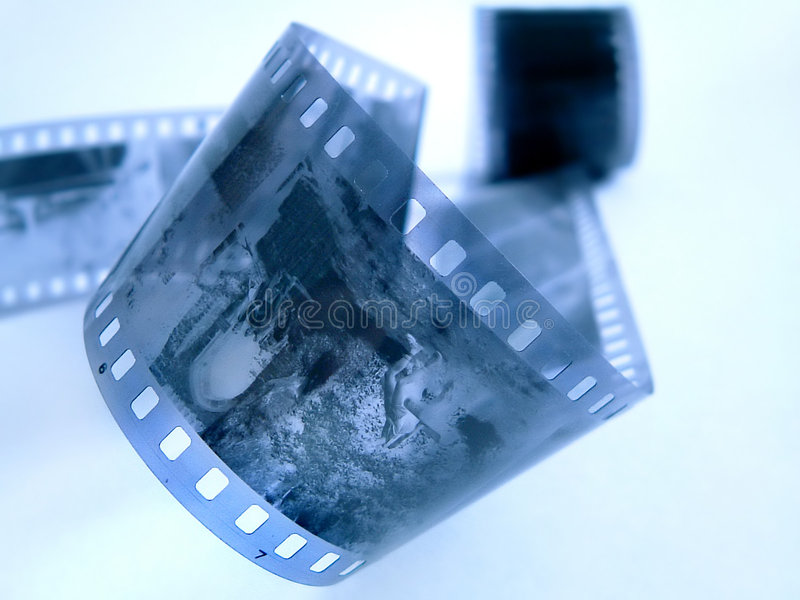 Film royalty-vrije stock fotografie