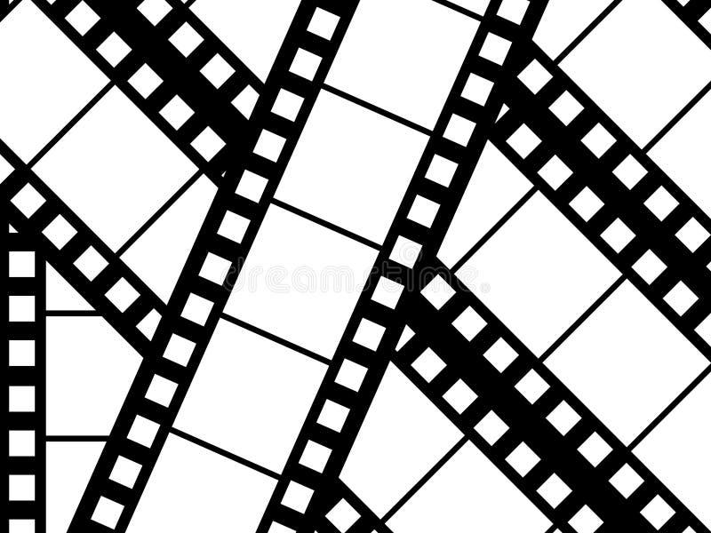 Download Film stock illustration. Illustration of border, illustrated - 8884387