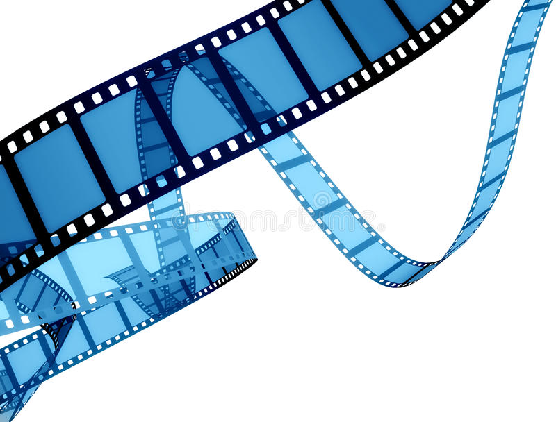 Film vector illustratie