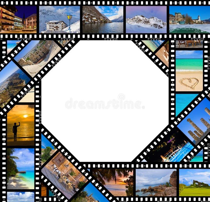 Download Film Avec Des Photos De Voyage Photo stock - Image du montagnes, trame: 45365884