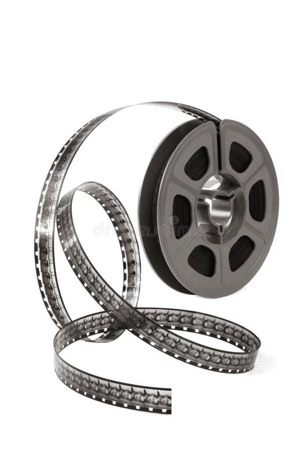 Film-Bandspule stockfoto