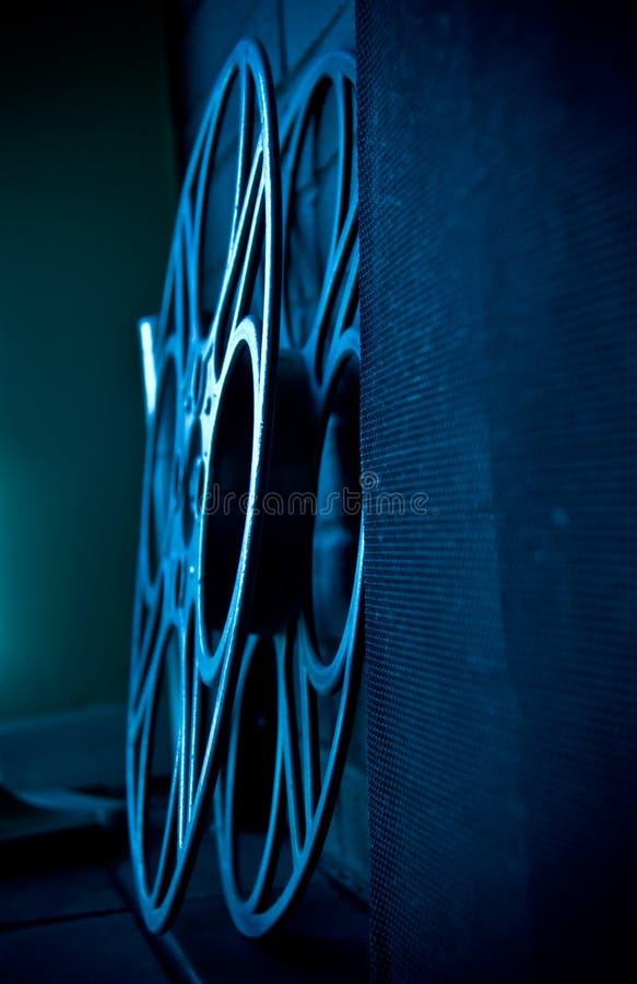 Film-Bandspule lizenzfreie stockfotografie