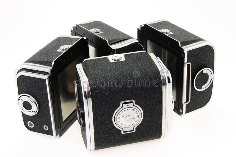 Film cartridges for 60mm film stock image