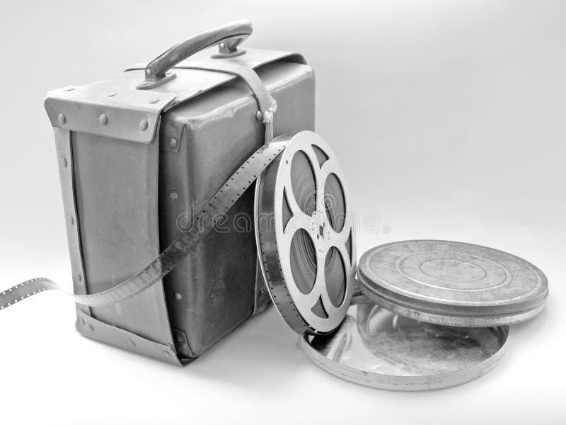 Film cinématographique photo stock