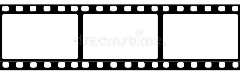 film de 35mm illustration de vecteur