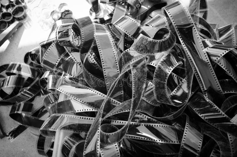 Film de negativ de photo photos libres de droits