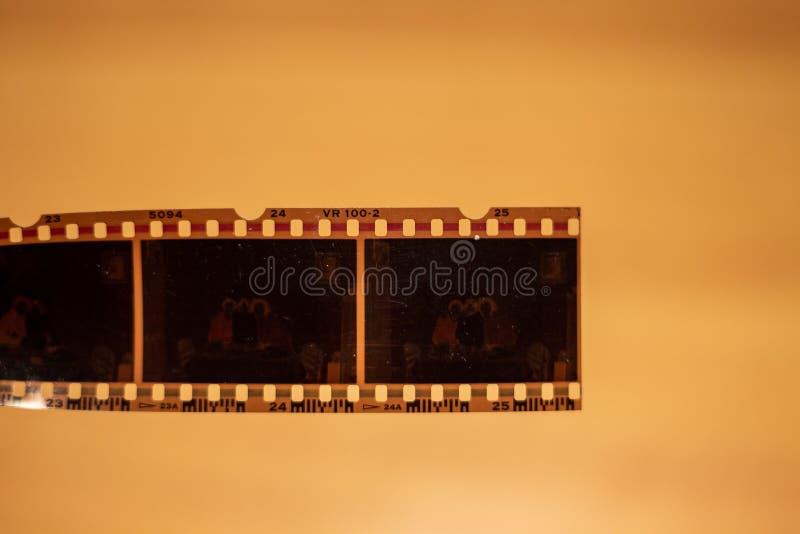 Film della macchina fotografica analogica fotografia stock libera da diritti