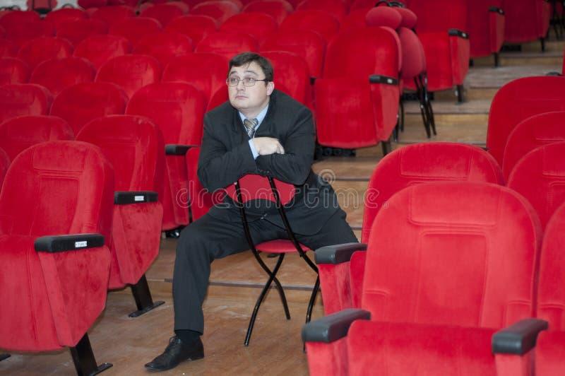 Film director royalty free stock photo