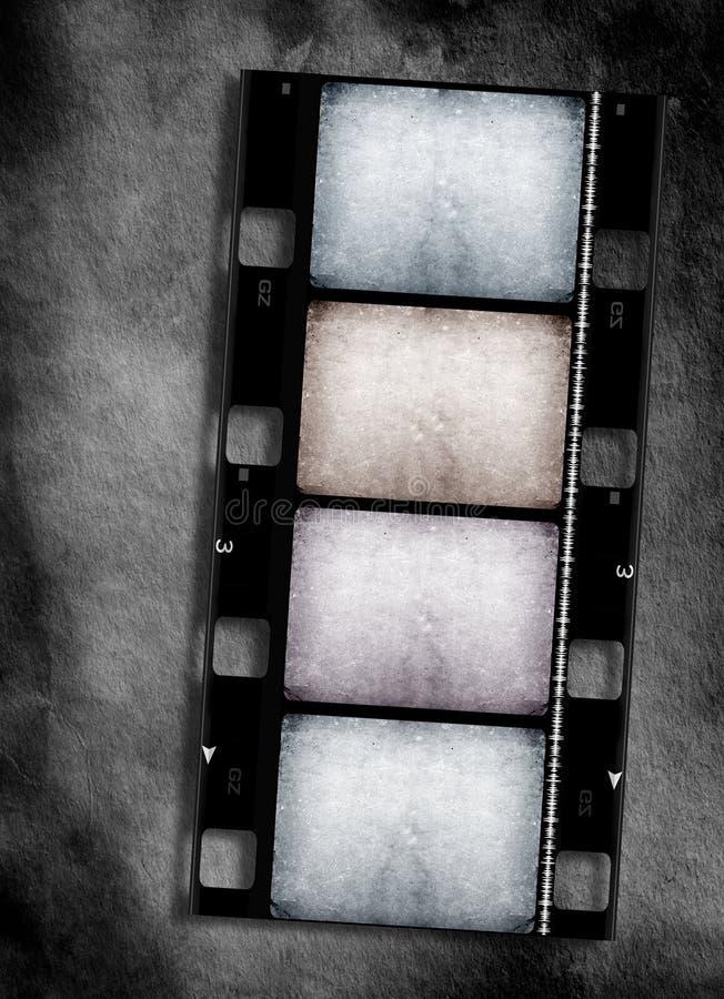Film-Filmbandspule stockbilder