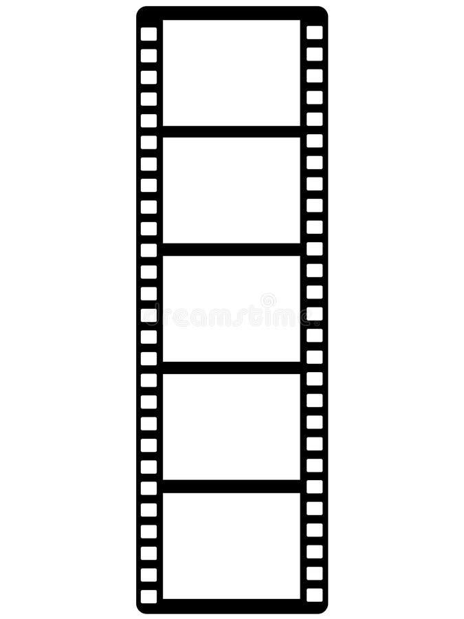 Film - fotografii rama B?onnika film Fotografia film - wystr ilustracji