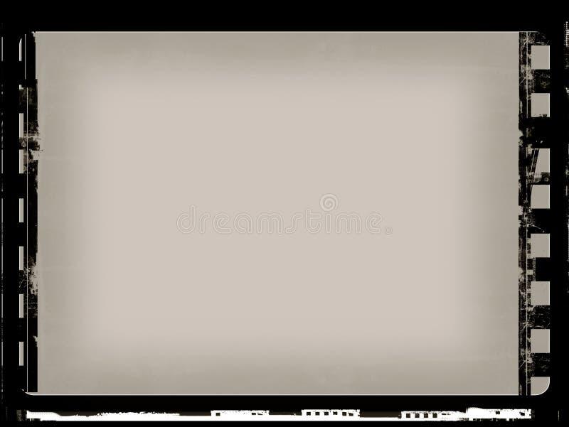 Film frame stock illustration