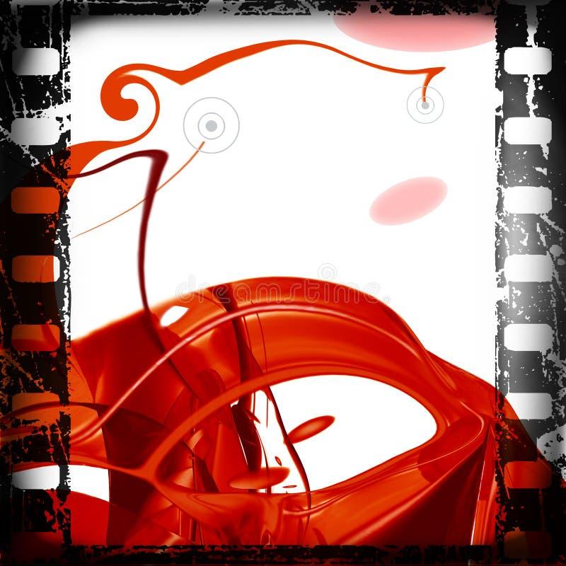 Download Film frame stock illustration. Illustration of frame, photo - 4513867