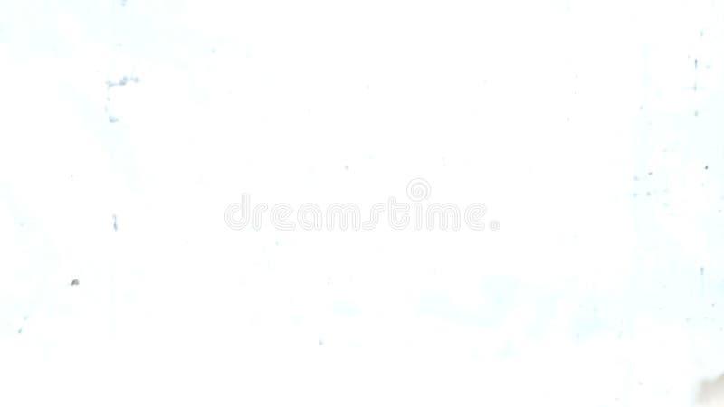 Film Grunge Grit Dust Scratches Texture Background Stock Footage