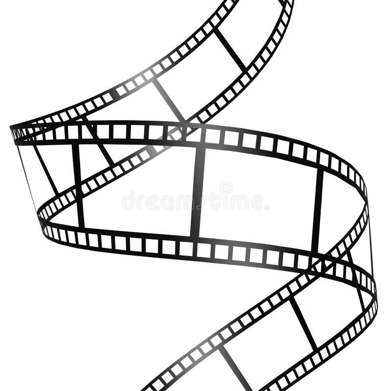 Film royalty free illustration