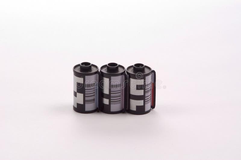 Film-Kassetten Stockfotografie