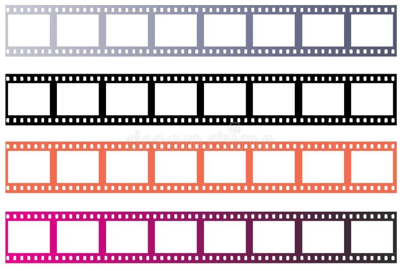 Film movie stock illustration