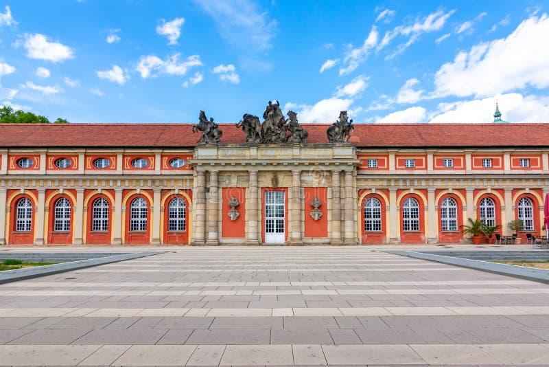 Film Museum in Potsdam, Germany royalty free stock photos