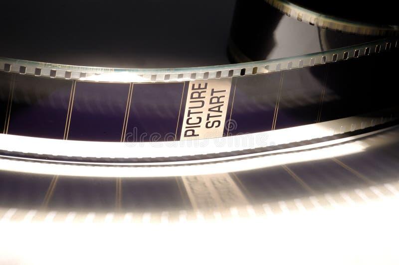 Film negative frames royalty free stock images
