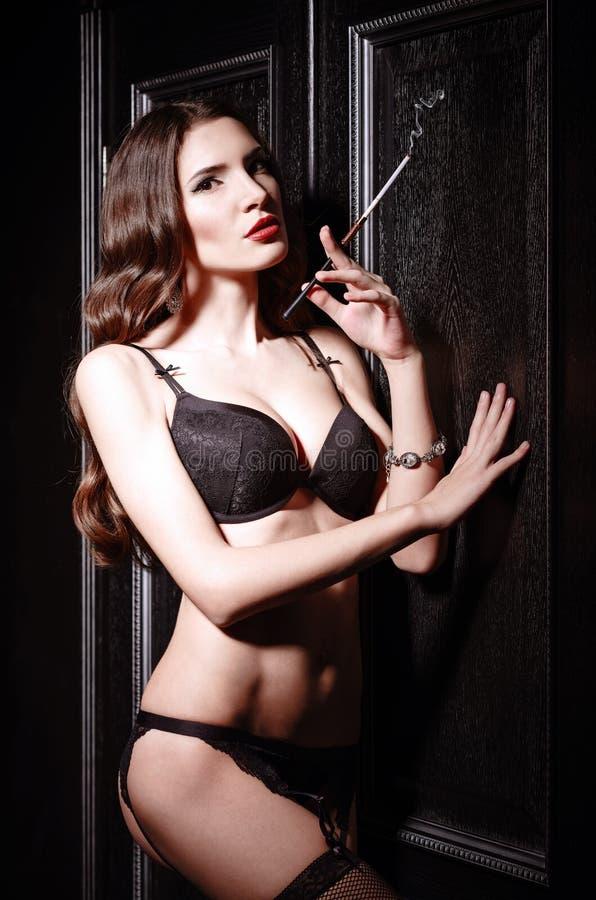 Sexy woman film