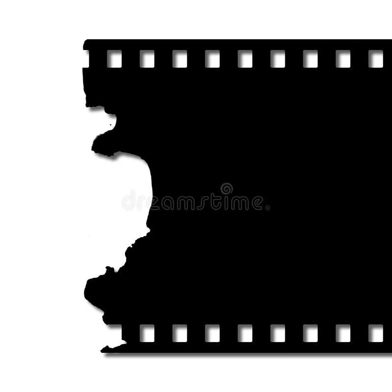 Film photographique illustration libre de droits