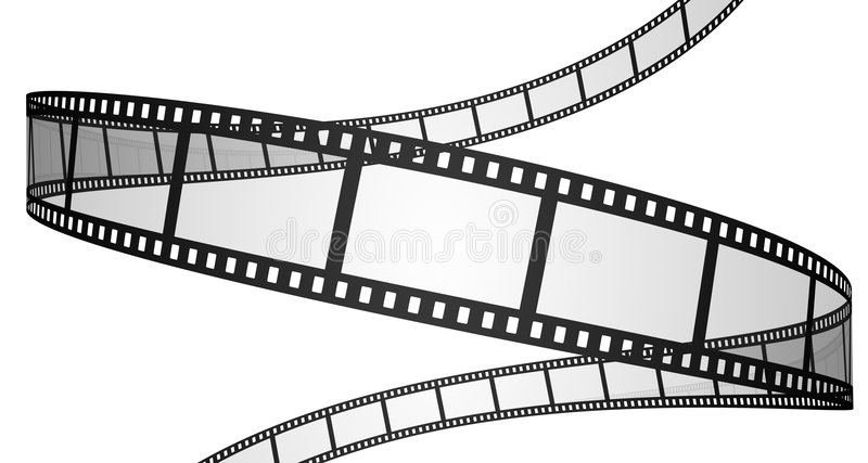 film photographique illustration stock