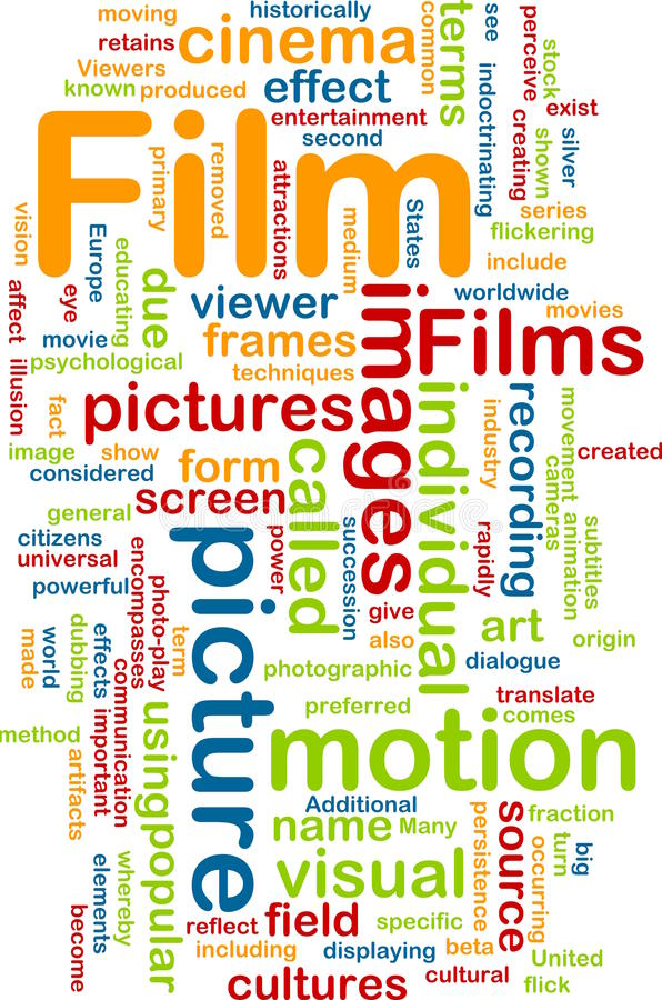Download Film Picture Background Concept Stock Illustration - Image: 12486476