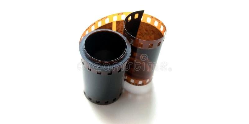 Film pour la caméra photos stock