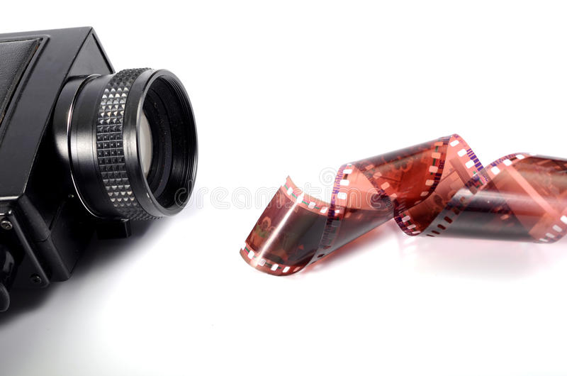 Film Production Royalty Free Stock Photos