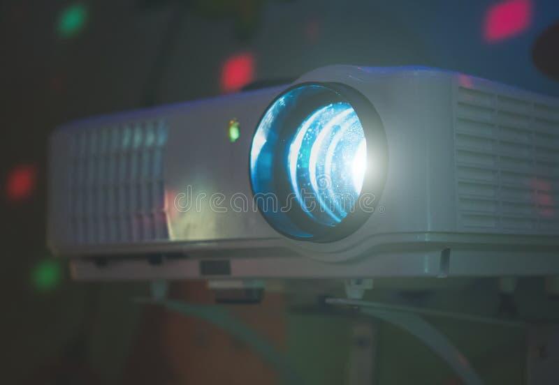 Film-Projektor lizenzfreie stockfotos