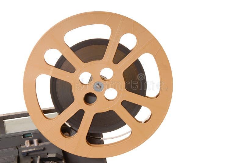 Film-Projektor 16MM lizenzfreie stockfotografie