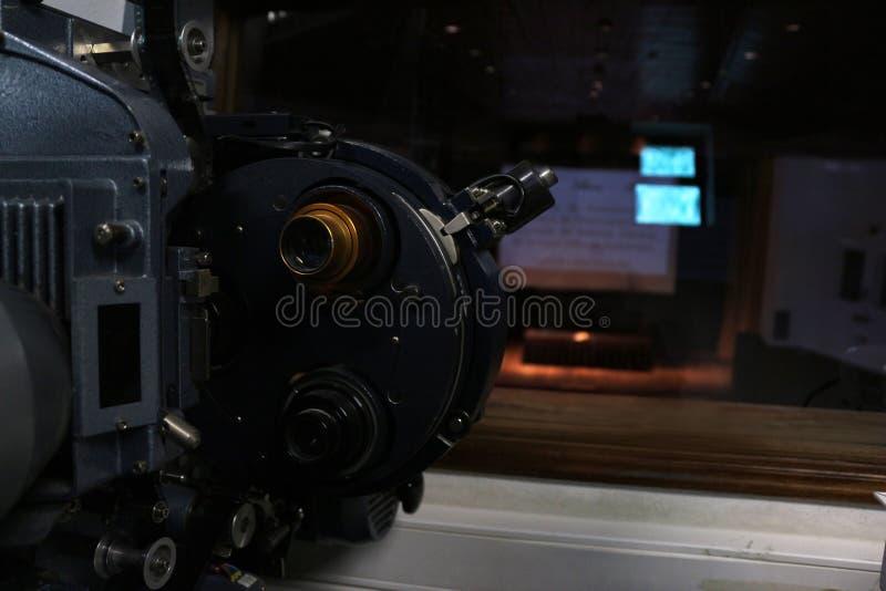 Film-Projektor lizenzfreies stockbild