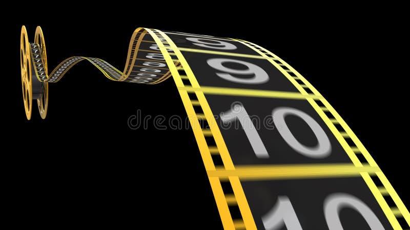 Film Reel Stock Photos
