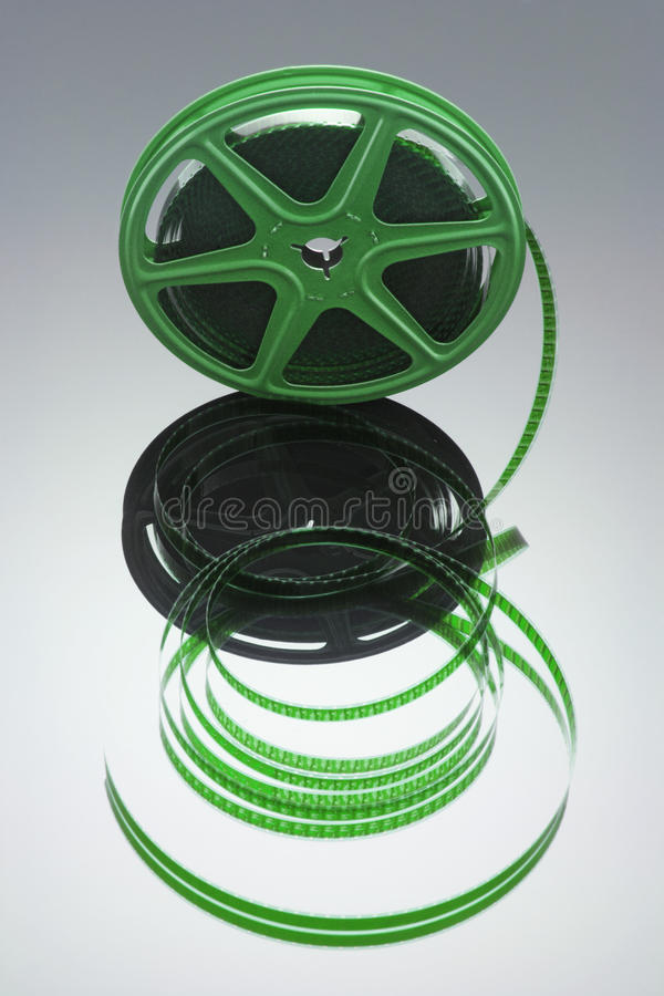 Download Film Reel stock photo. Image of tape, projection, motion - 16075272