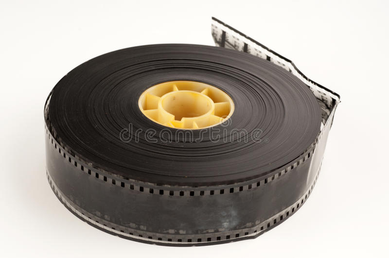 Download Film reel stock photo. Image of 24x36mm, frame, leica - 18020172